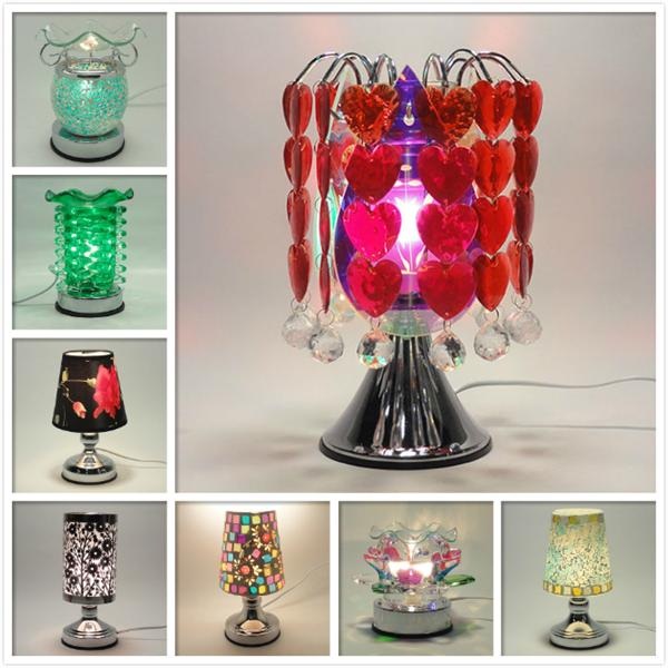 Touch Lamp Oil Warmer